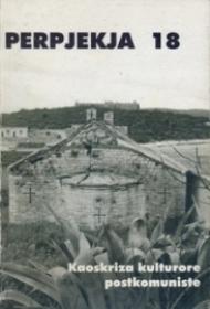 Editorial: Kaoskriza kulturore shqiptare